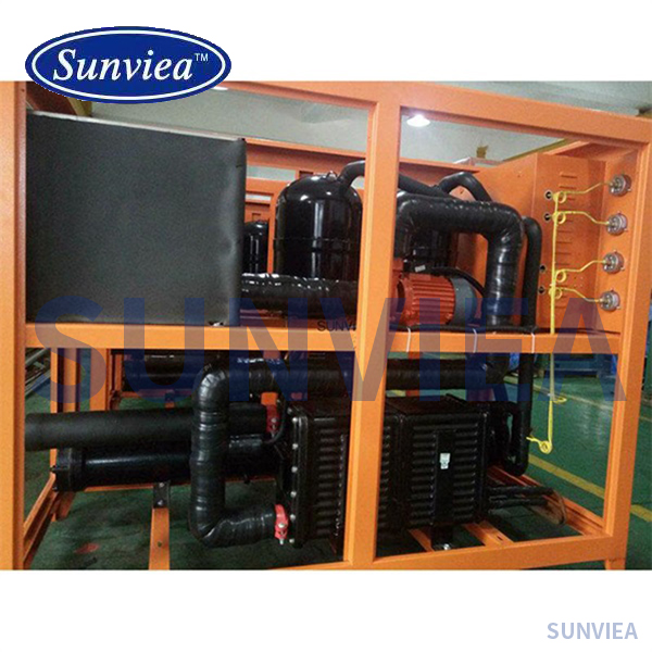 professional factory for Heat Pump Water Heater For Central Heating - Water cooler – Sunvi detail pictures