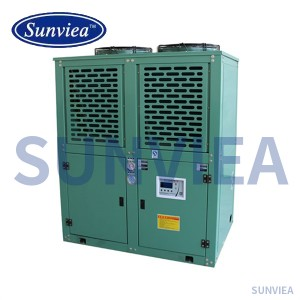 Good Wholesale Vendors Sanitary Hot Water Heat Pump - Medium temperature series – Sunvi