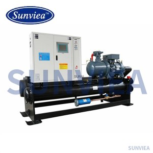 Factory directly Water Cooled Screw Style Chiller - Direct Cooling Refrigeration Unit for Hard Oxidation – Sunvi