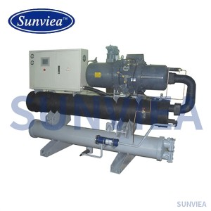 PriceList for Beverage Air Cooled Water Chiller - Screw type series – Sunvi