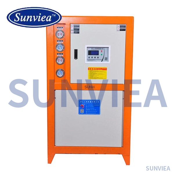 Factory Supply Water Chiller Industrial - Leather embossing chiller – Sunvi