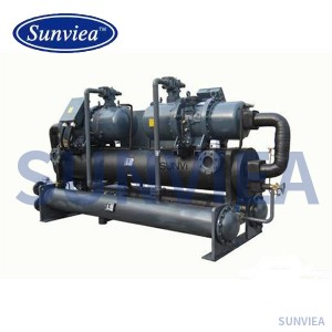 Factory directly supply The Water Cycle Water Source Heat Pump - Good Quality 100% Directly Screw Glycol Chiller – Sunvi