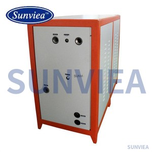 Factory best selling Pool Air To Water Heat Pump - Factory source Vortex Compressor Industrial Water Cooled Chillier – Sunvi