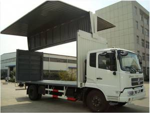 DONGFENG 10-15T wing Truck