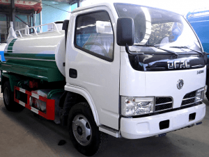 DONGFENG 3-5cbm water tanker