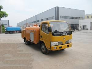 DONGFENG 1-3cbm water jetting truck