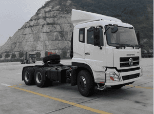 DONGFENG 375hp tractor head