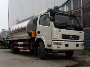 5cbm Bitumen spray truck