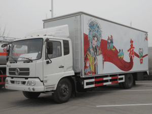 DONGFENG 10-12T stage truck