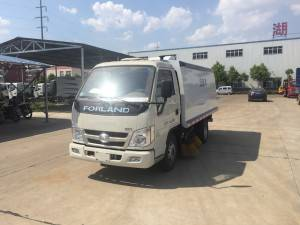 FORLAND 2.5cbm road sweeping truck