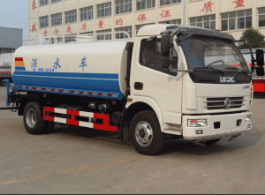DONGFENG 6-8cbm water spray truck