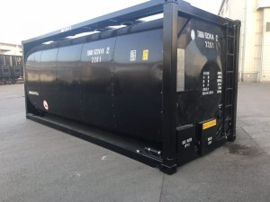 20ft Bitum ISO Tank Container