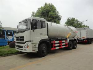 DONGFENG 16-18cbm sewer suction truck