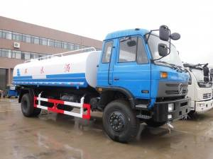 DONGFENG 8-10cbm road washing truck