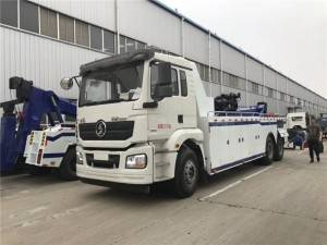SHACMAN M3000 16T18D towing wrecker truck