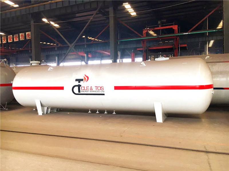 Cina 32cbm Elpiji Gudang Tanker Produsen Na Supplier Suny