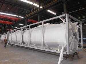 40feet fuel tank container