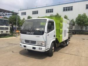 DONGFENG 5.5cbm sweeper truck