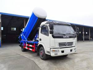 DONGFENG 5-7cbm sewer suction truck