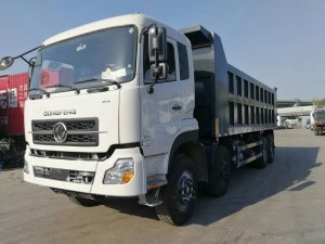 DONGFENG 12wheels tipper truck