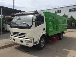 DONGFENG 8cbm road sweeping truck