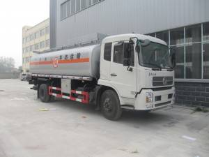 DONGFENG 10-15cbm fuel tank truck