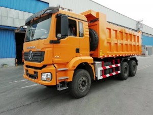 SHACMAN 12-18cbm tipping truck