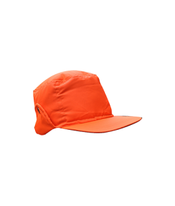 OEM Factory for Army Tactical Softshell Jacket - Reflective orange classic warms cap with ear flaps – Super