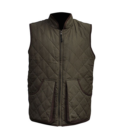 Hunting casual men's padding vest in winter Featured Image