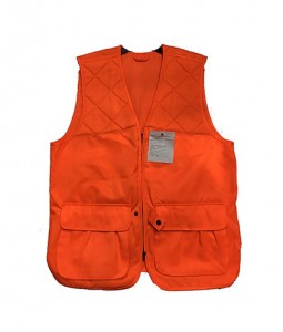 Outdoor Shooting Safety reflective T/C Vest for any season