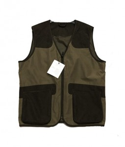 men's hunting and shooting waistcoat