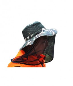 Mosquito Head Net Hat Outdoor Hats & Caps Multi-function Anti-mosquito/Fishing Cap