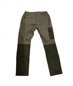 Factory supplied Overall Uniform -