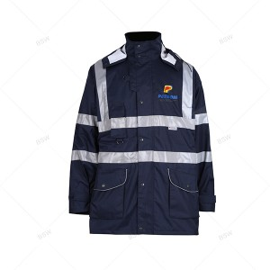 8408 7 in 1 FR & Anti-static Parka