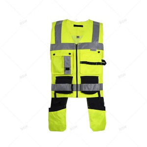 8506 Multi-pocket working Vest