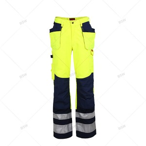 8504 High-hita Trousers
