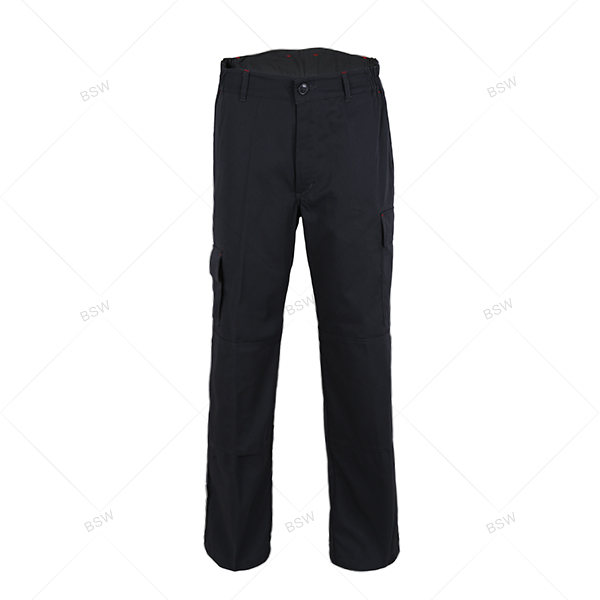 Chinese Professional Multi-Pocket Working Trousers -