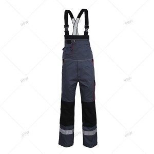8107 Luxury working Bib-pants