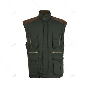 8452 Forest Bodywarmer