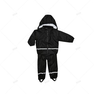 8905 Kid Rain suit-Coat/Bib-pants