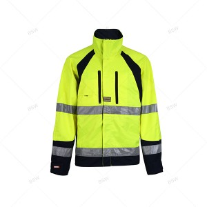 8503 High-zichtbare Jacket