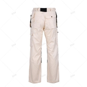 8008 Multi-pocket Trousers