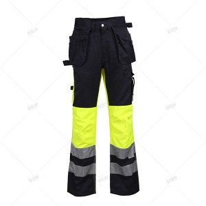8507 Multi-pocket working Trousers