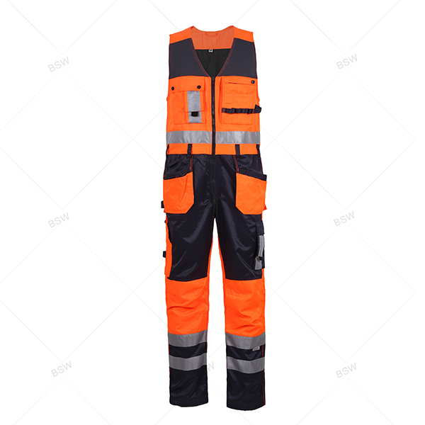 8508 Multi-pocket Overalls Featured Image