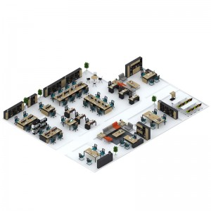 Massive Selection for Executive Manager Office Table -