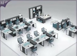 M-office table m21