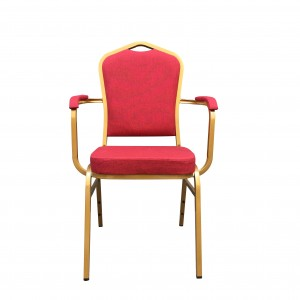 OEM/ODM Manufacturer Church Pew Manufacturers - Banquet Chairs With Arms SF-G08 – Jiangchang Furniture