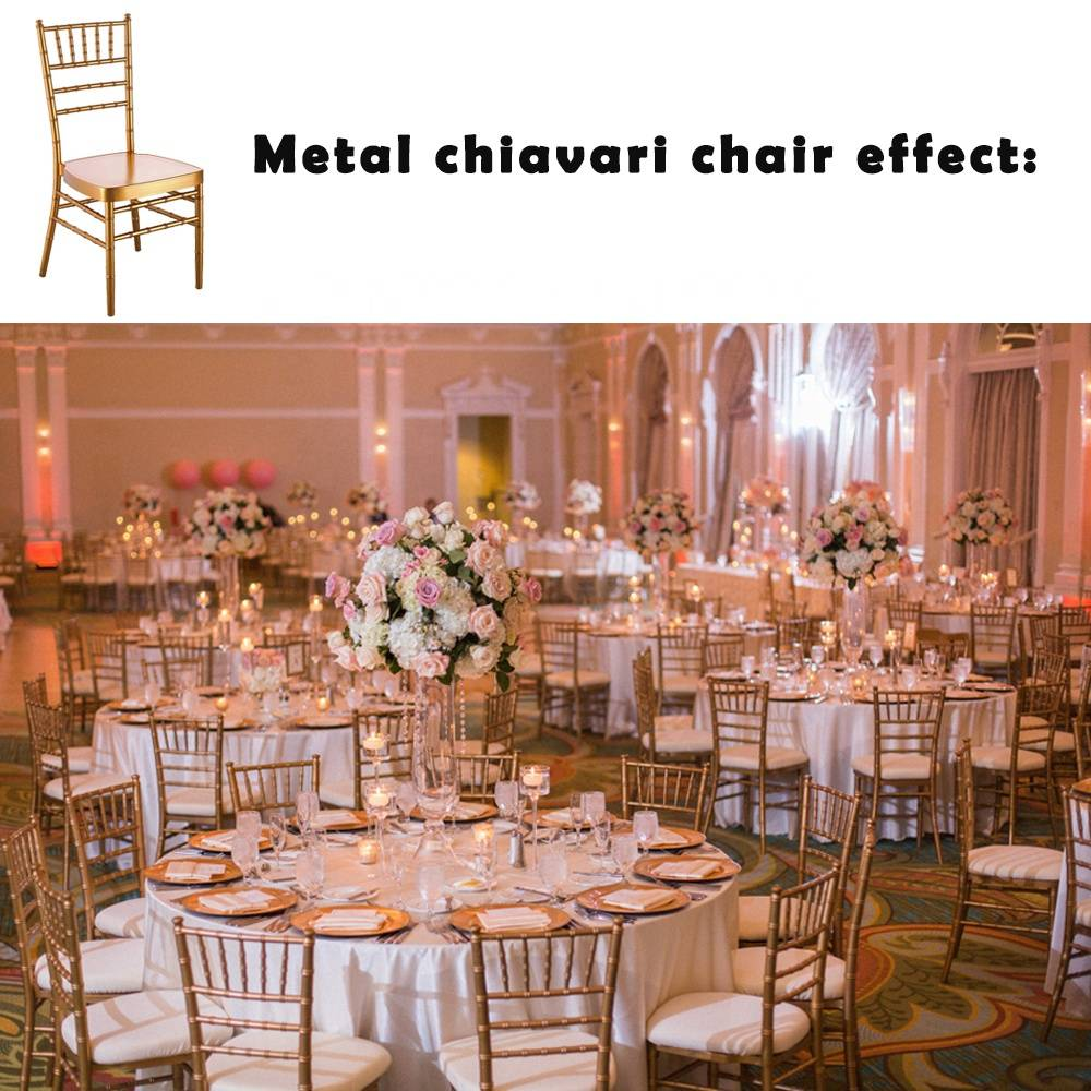 What types of banquet chairs are used in hotels(二)