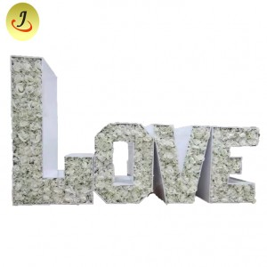 Wholesale New Fashion Love Flower Wedding Table FS-LOVE01