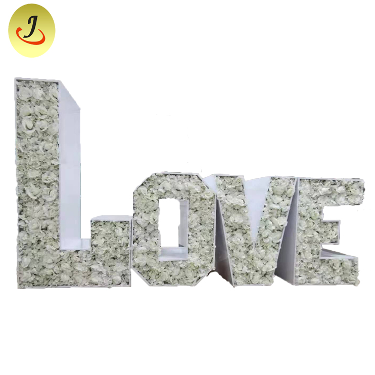 Wholesale New Fashion Love Flower Wedding Table FS-LOVE01 Featured Image